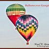 Balloons over Georgia : 